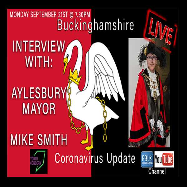 COVID update from Aylesbury Town Mayor Mike Smith